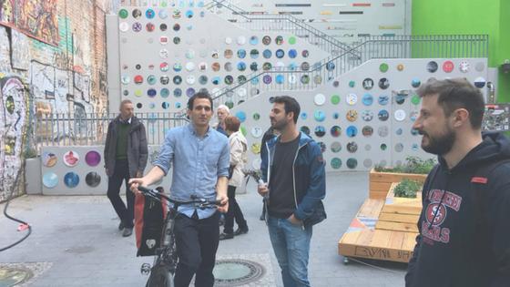 Exploring Circular Berlin with the Circular Economy Tours