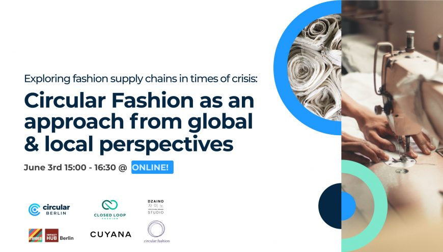 Exploring fashion supply chains in times of crisis