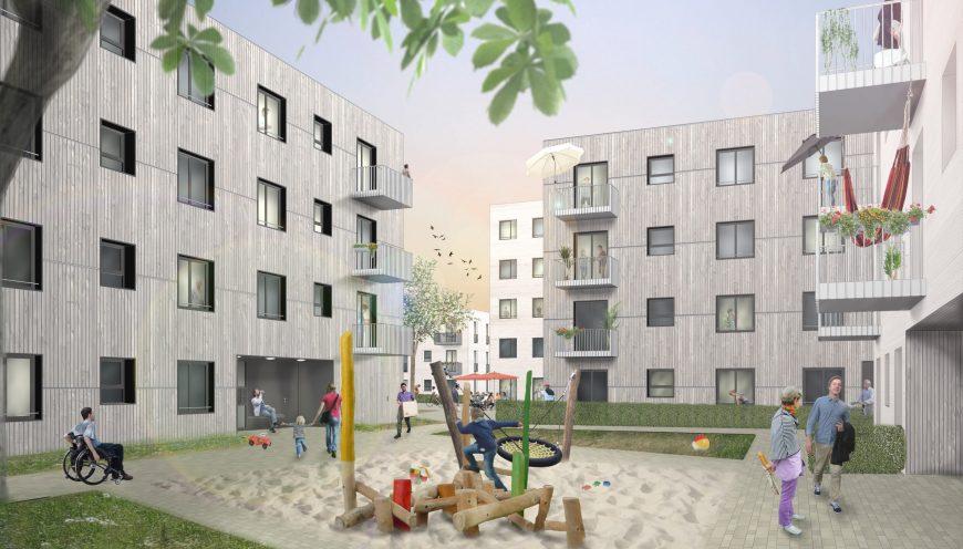 Kreislaufwirtschaft im nachhaltigen Wohnungsbau
