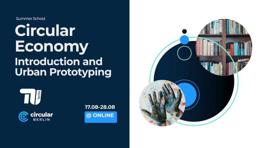 Summer School: Circular Economy and Urban Prototyping